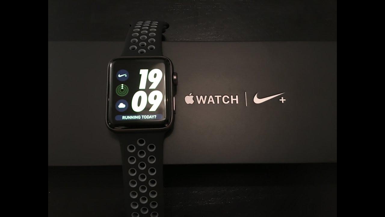apple watch 2 nike version