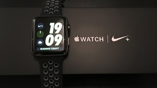 Apple Watch Series 2 Nike Plus Edition