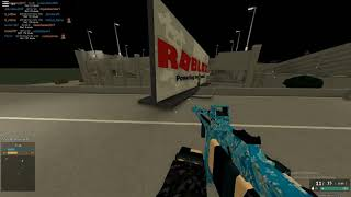 Roblox Phantom Forces Gameplay DVB12 (17-7)