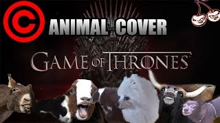 Baixar Game Of Thrones Theme (Animal Cover) [REUPLOAD]