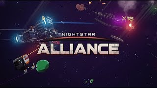 NIGHTSTAR: Alliance Early Access Trailer - Coming to Steam on June 18th
