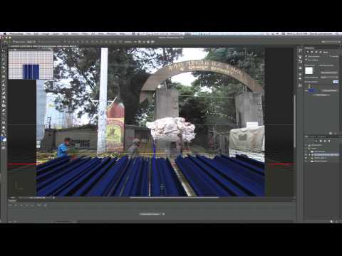 3D transitions from still photos-Part 1