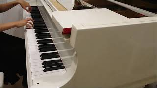 "Lady Gaga - I'll Never Love Again (Piano Cover) from ""A Star Is Born"" with Sheet Music"
