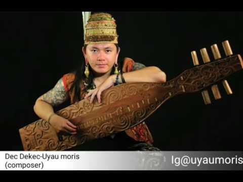 istrumen sapek heartfelt dayak 2016 edition  musician Uyaumoris official