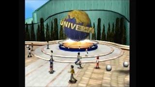 Universal Studios Theme Park Adventure Part 1 Exploring The Park