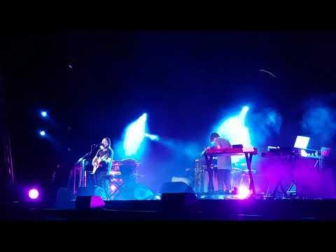 No Surprises - Radiohead - Arena Sferisterio Macerata 20/08/2017