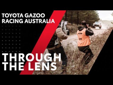 Through the lens of a rally photographer at NATCAP Rally: TOYOTA GAZOO Racing Australia