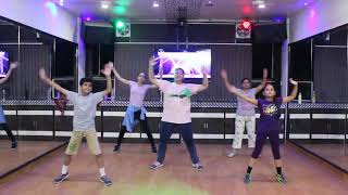 DJ Snake - Magenta Riddim | Dance Choreography By Step2Step Dance Studio