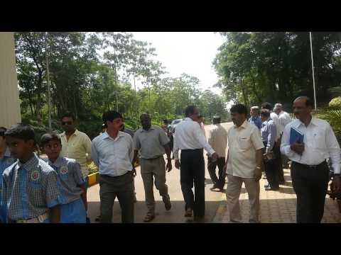 Environment day 5 6 15 at GKVK, Bangalore UAS