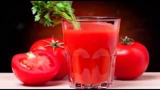 Как томатный сок и пахта помогают похудеть на несколько килограмм в неделю.