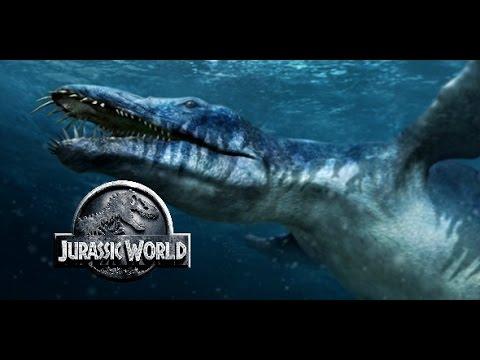 JURASSIC WORLD 2 NEW UNDERWATER DINOSAURS - YouTube