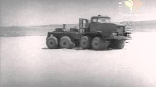 Колёса Страны Советов (5 серия) Вездеходы СССР