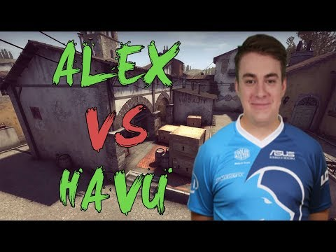 CSGO: POV LDLC ALEX vs HAVU (32/18) inferno @ Assembly Winter 2018