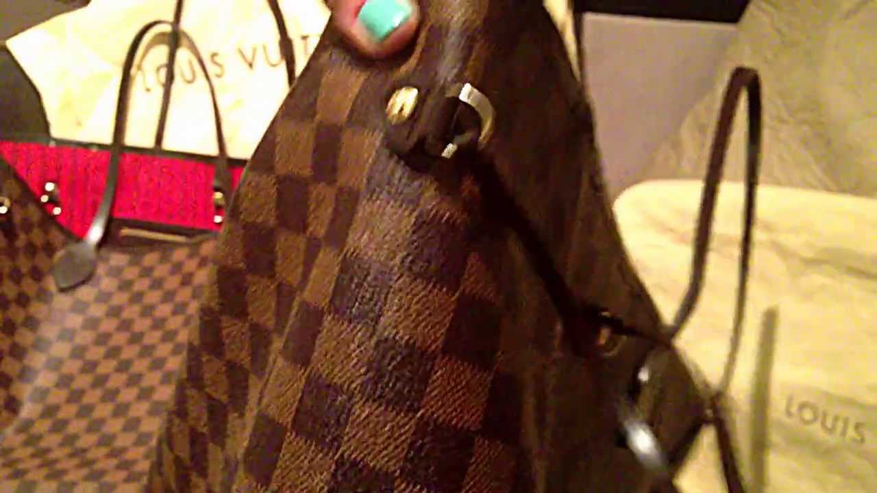 72c0ac50d8f9 Copy of How To Spot a FAKE Louis Vuitton Neverfull GM Damier Ebene -  FlipYourFlap.com