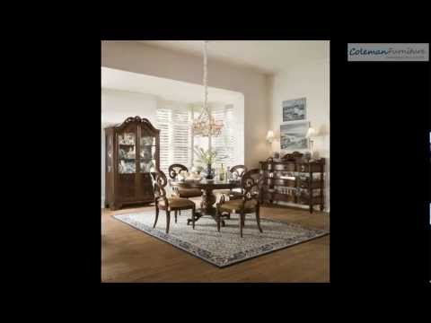 British Heritage Round Dining Room Collection From Art Furniture