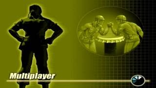 Army Men RTS Battle - Eight Players - Free For All
