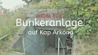 Bunkeranlagen der ehm. DDR auf Kap Arkona