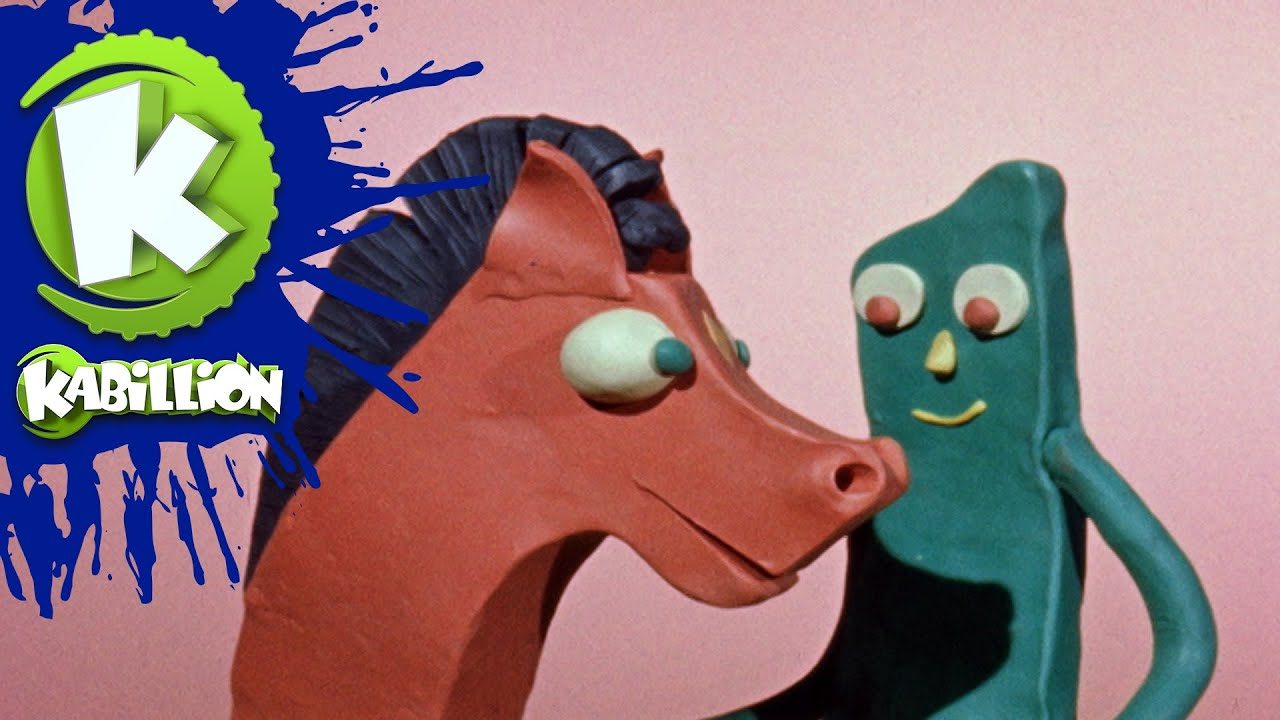 Gumby Ep 3 - The Little Lost Pony - YouTube