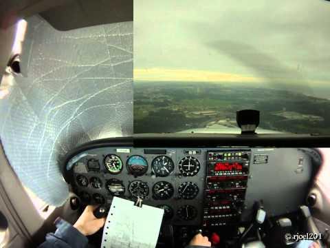 Porto ILS Rwy17 approach