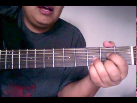 Guitar tutorials-He's able-Darwin hobbs