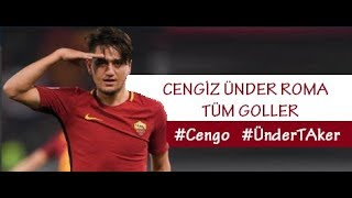 Cengiz Ünder Roma Tüm Goller | Cengiz Under Roma All Goals | Cengiz Ünder | Roma Gol