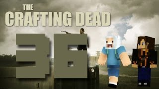 I BROKE MY LEG! - STACY & JOEY PLAY THE CRAFTING DEAD (EP.36)