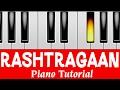 Download Jan Gan Man | Indian Nation Anthem | Perfect Piano Tutorial | Mobile Piano Tutorials hindi songs | MP3 song and Music Video
