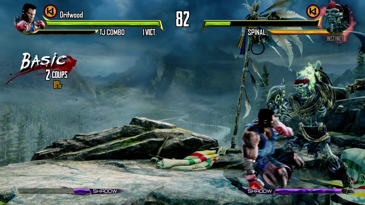 Killer Instinct Xbox One X Gameplay Youtube
