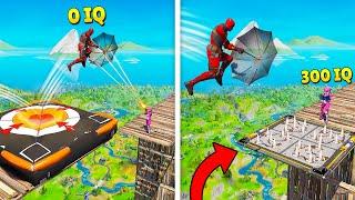 -1000 IQ CRASH PAD FAIL! (Fortnite Fails & Epic Wins! #111)