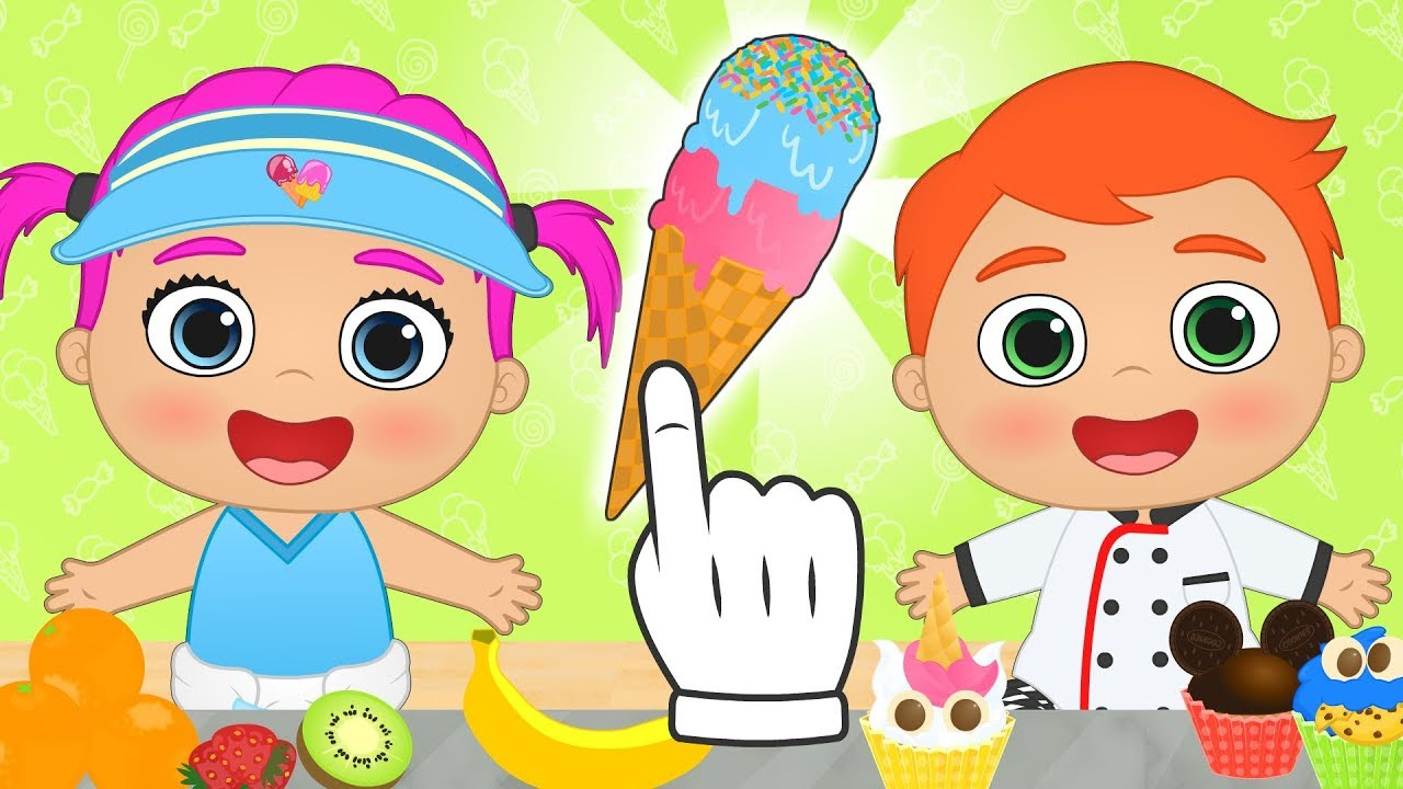 Descargar Bebes Alex Y Lily Aprende A Hacer Gofres Helados Cupcakes Y Más Dibujos Animados Educativos Cut Video Com