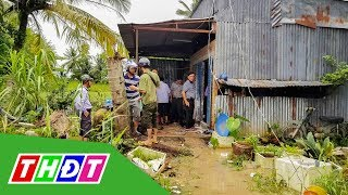 Đoàn cưỡng chế ở Cà Mau bị chủ nhà tạt xăng rồi phóng hỏa đốt | THDT