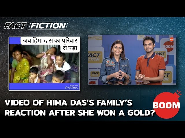 Was This Hima Das's Family's Reaction After She Won A Gold?