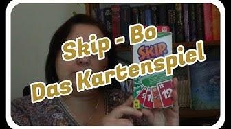 Skip - Bo / Kartenspiel / Spaß / spielen /