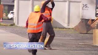Zollkontrolle extrem: Die Toilette explodiert | Auf Streife - Die Spezialisten | SAT.1 TV