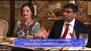 """""""My Berlin"""" mit den Botschafter of Pakistan Mr. Jauhar Saleem Teil c"""