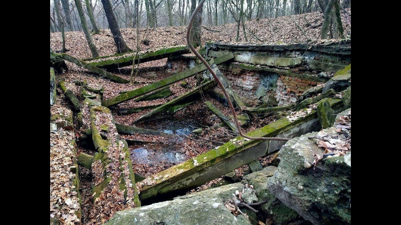 Detectie Metale printre ruine nemtesti din primul razboi mondial in Pitesti