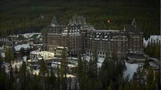 Fairmont Banff Springs - A Winter Wonderland