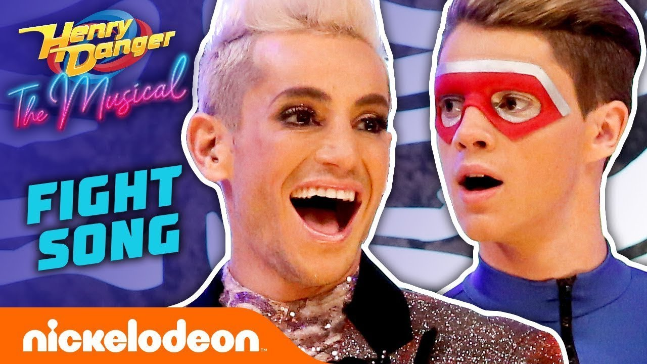 Download Can Jace Norman Sing as Long as Frankie Grande? 👊 Henry Danger: The Musical | Henry Danger