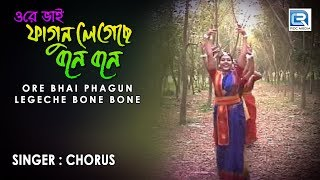 Ore Bhai Phagun Legeche Bone Bone | Rabindra Sangeet | Fagun Song 2014