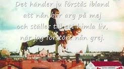 Världens bästa Karlsson (med text)