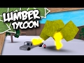 Lumber Tycoon 2 #40 - NEW YELLOW GLOW WOOD (Winter Games Update Fir Trees)