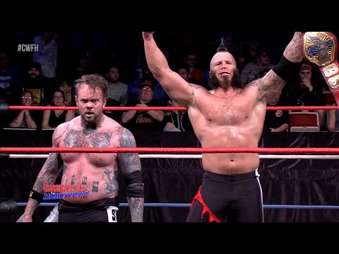 Championship Wrestling Presented By Pro Shingle Episode #13