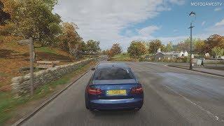 Forza Horizon 4 - 2009 Audi RS6 Gameplay
