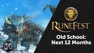 Old School RuneScape - The Next 12 Months - From RuneFest 2017
