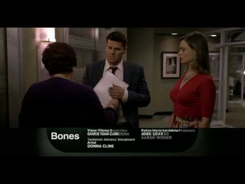 Bones' star Michaela Conlin on her on-screen relationship