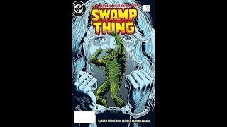 Alan Moore39s SWAMP THING part 11