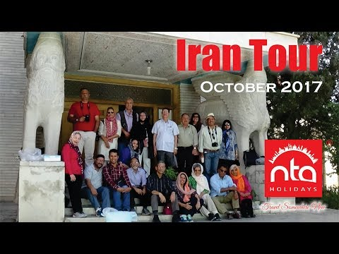 Iran Tour 2017 from India with NTA Holidays