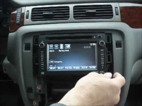 2006 gmc bose stereo wiring diagram 1996 chevy silverado radio how to upgrade your gm truck the 2012 hard drive navigation - youtube