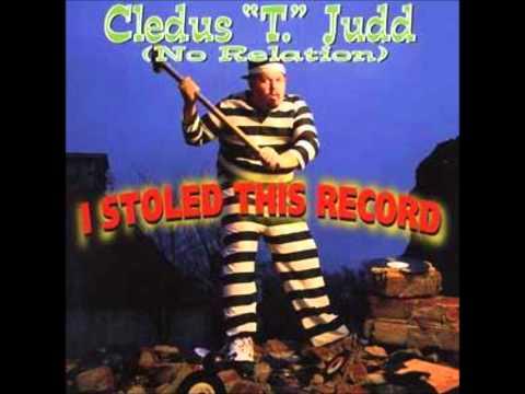 Cledus T Judd Grandpa Got Runned Over  a John Deere #14