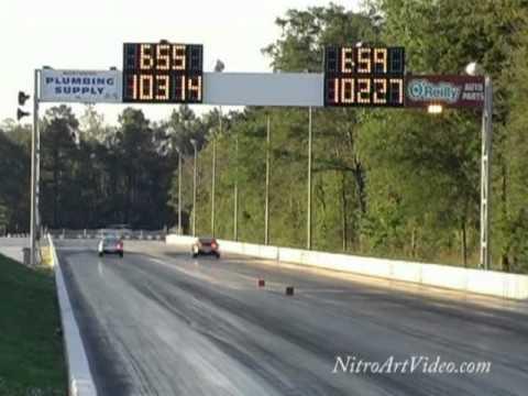 Chevy Big Block Monza Spyder HMP Houston  Todd Allen